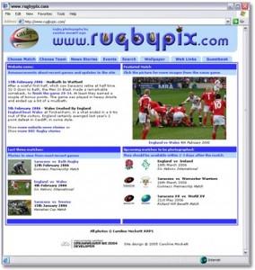 RugbyPix Original Style